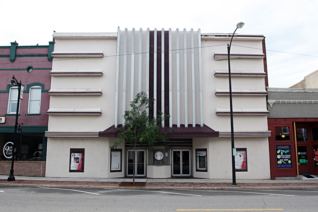 Stadium Theater, Mt. Vernon, IL