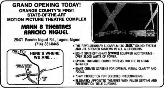June 23rd,1989 grand opening ad