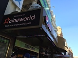 First day of Cineworld operation