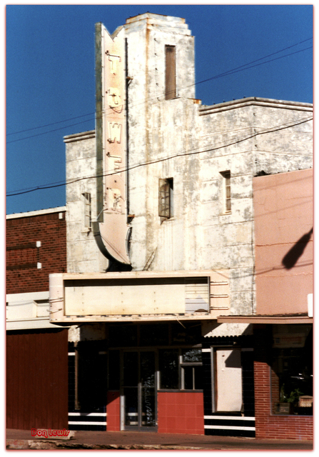 Tower Theater© Lamesa TX / Don Lewis / Billy Smith