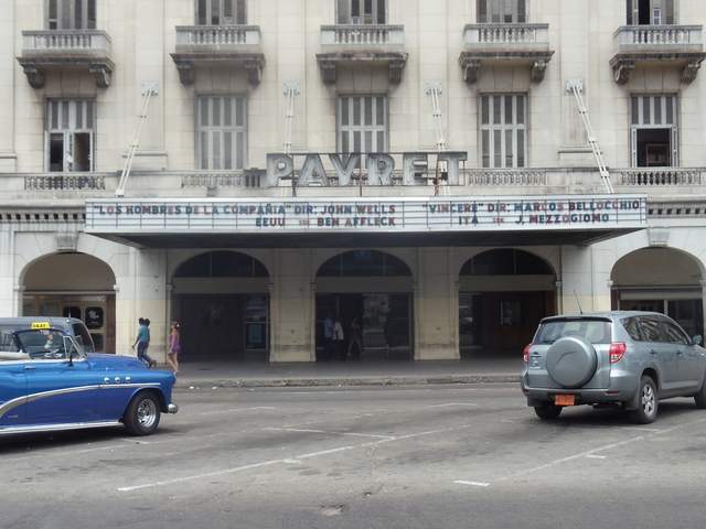 Payret Cinema, Havana, Cuba 2011