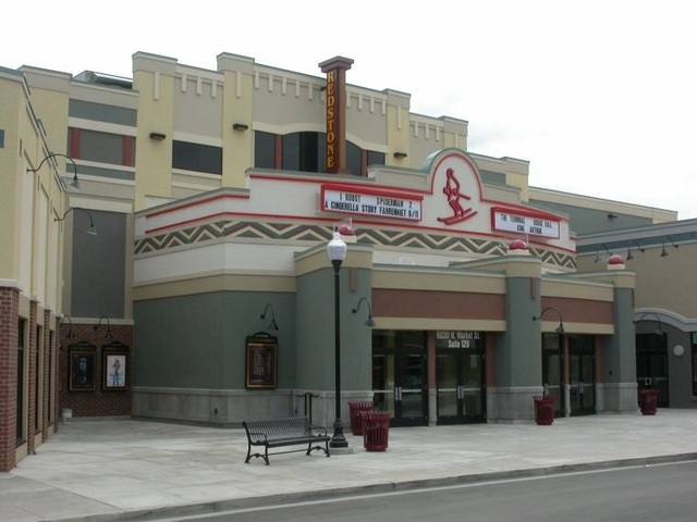Redstone Cinemas 8