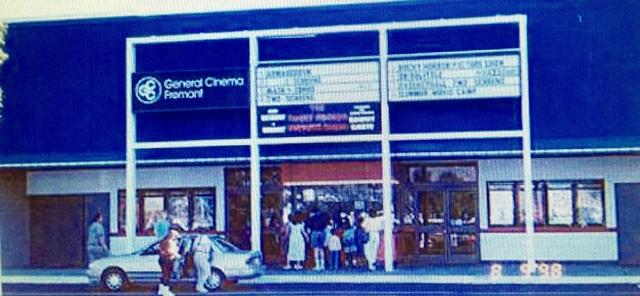GCC Fremont Hub 8 Cinemas