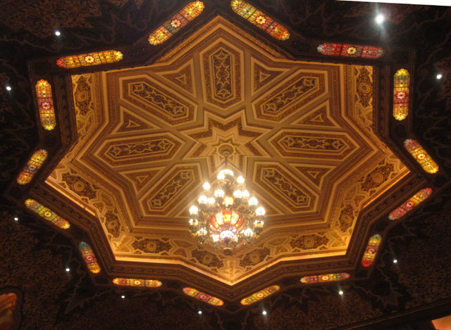 Ohio Theatre (Columbus) - Auditorium Ceiling Cove