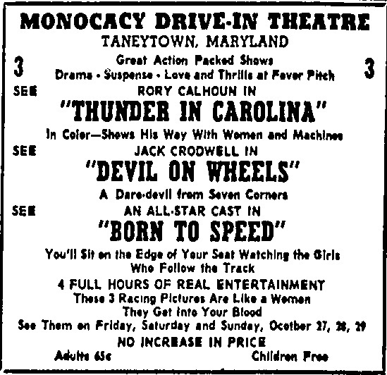 Monocacy Drive-In