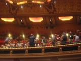 Ohio Theatre (Columbus) - looking up at the balcony