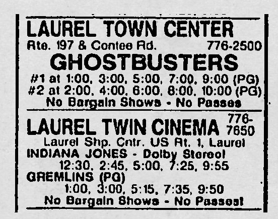 Laurel Cinema