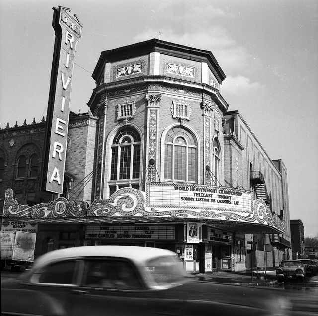 Detroit renaissance movie theaters