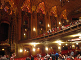 Ohio Theatre (Columbus) - Auditorium sidewalls