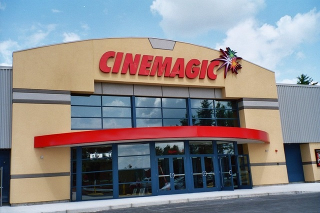 cinemagic merrimack in merrimack nh cinema treasures
