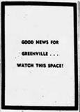 March 6th, 1949 grand opening ad