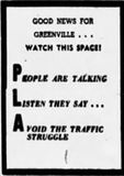 March 9th, 1949 grand opening ad.