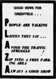 March 11th, 1949 grand opening ad