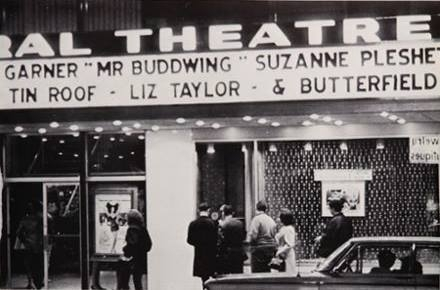 Central Theatre, Cedarhurst, NY - 1967