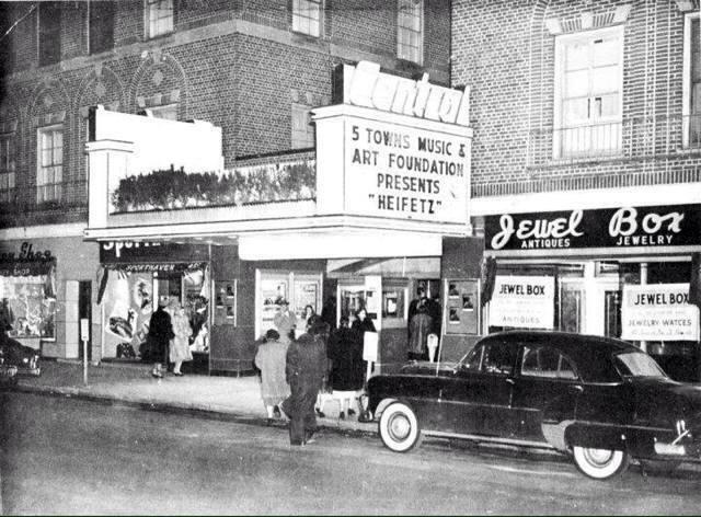 Central Theatre, Cedarhurst, NY - c. 1953