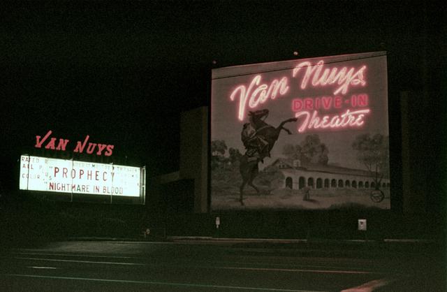 Van Nuys Drive In