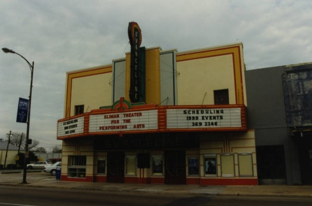 Sliman Theater for the Performing Arts