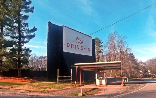 Eden drive in movie
