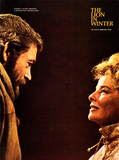 "COVER SOUVENIR PROGRAM ""THE LION IN WINTER"""