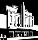A striking architect's impression of Perth's Metro Theatre