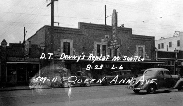Siff Cinema Uptown In Seattle Wa Cinema Treasures
