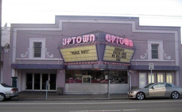 SIFF Cinema Uptown in Seattle, WA - Cinema Treasures