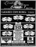 March 17th, 1995 grand opening ad as Camelot