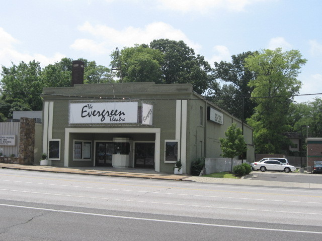 2011 photo of the Evergreen