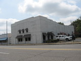 2011 photo of the Idlewild building, now The Vine--a party venue.