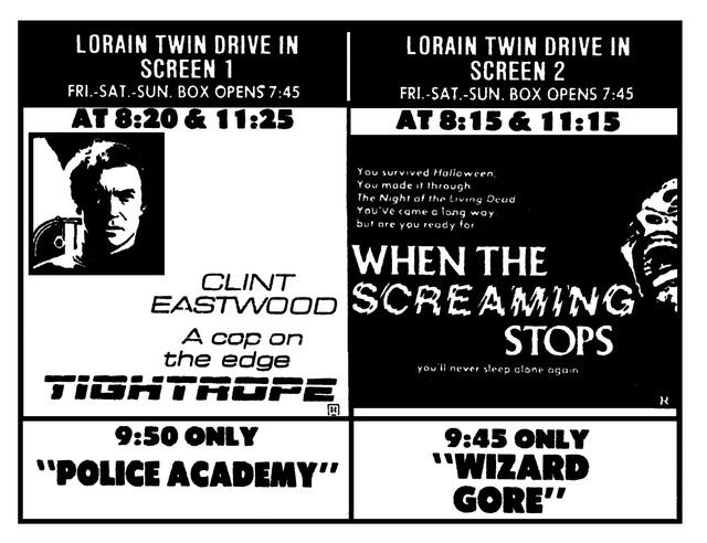Lorain Twin Drive-In