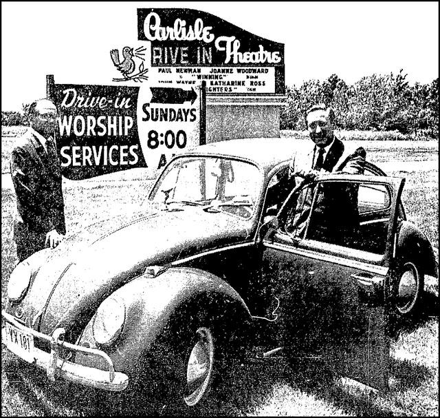 Carlisle Drive-In