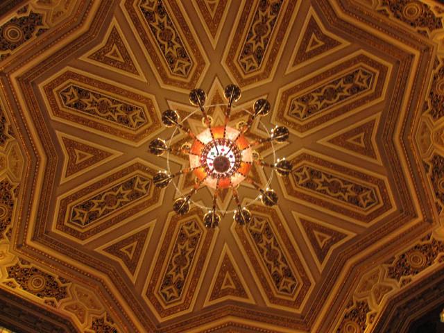 Ohio Theatre (Columbus) - Ceiling Cove