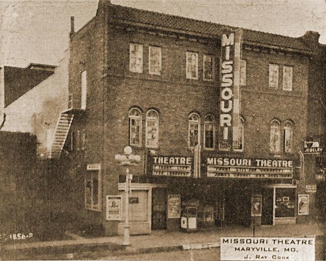 Missouri Twin Cinema