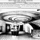 Press image of Hoyts Park Theatre foyer, 22 December 1938