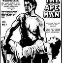 Tarzan the Ape Man at Perth's Ambassadors Theatre in 1932