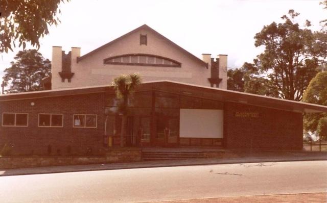 Plantagenet Hall