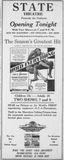 November 22nd, 1930 grand opening ad