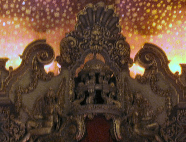 Ohio Theatre (Columbus) - ornamental detail