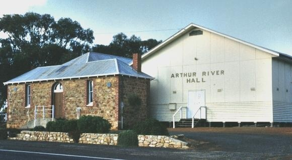 Arthur River Hall