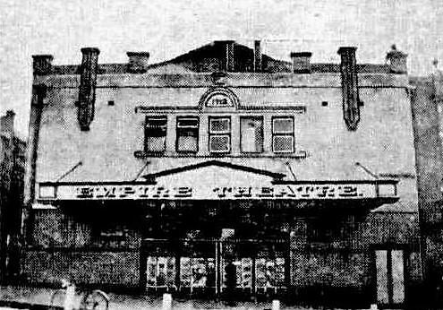 Albany's Empire Theatre in 1939