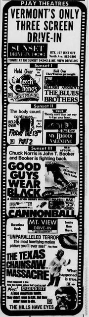 June 5th, 1981 grand opening ad