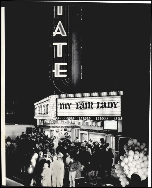 State Theater, Oklahoma City 1964