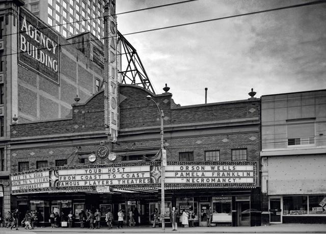 Jasper alberta movie theatre