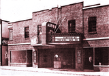 "<p>Nice 1937 shot of the Alton Theatre in Hazleton with ""The Girl Said No.""</p>"