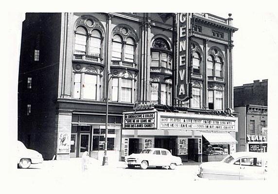 Geneva ny movie theaters