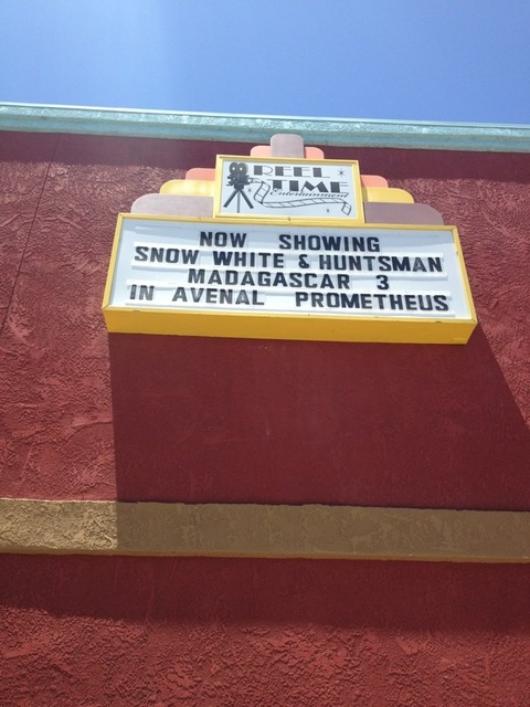 Coalinga Theater