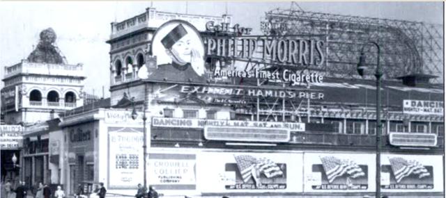 Hamid's Million Dollar Pier Theatre