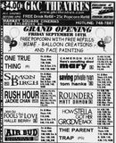 September 18th, 1998 grand opening ad