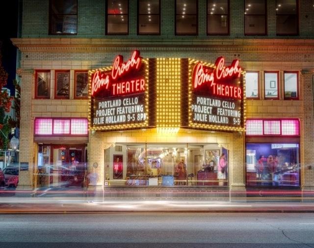 Bing Crosby Theater