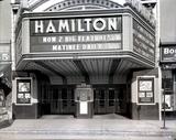 Hamilton Theatre, circa 1936